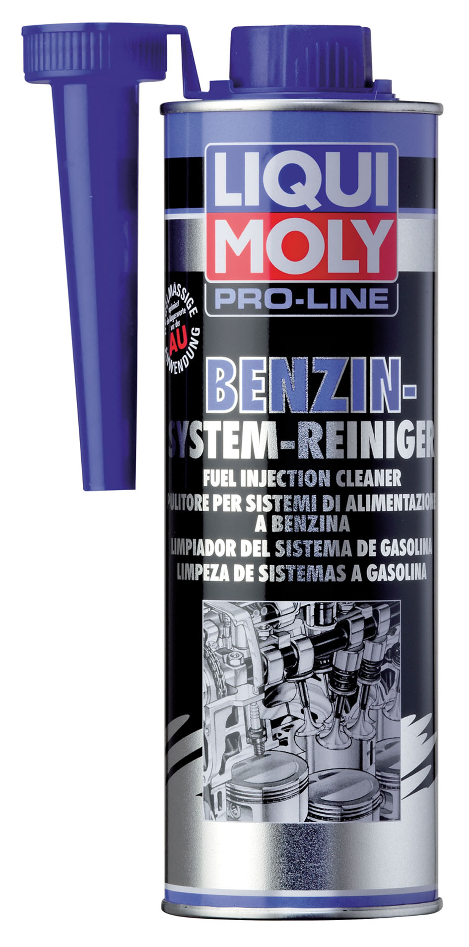 Liqui Moly Proline Fuel Injection Cleaner Additives