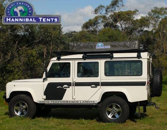 & Hannibal Roof Top Tents